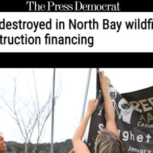 Preschool destroyed in North Bay wildfires gets key reconstruction financing