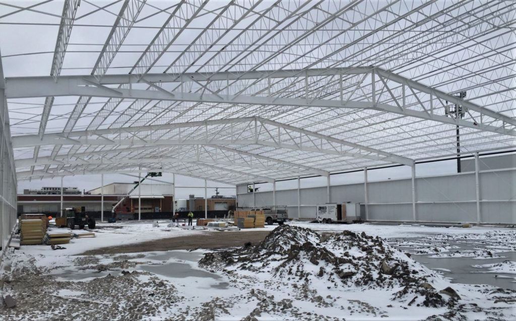 What is a Pre-Engineered Steel Building & How Can it Benefit Your Project?